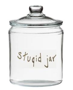 Stupid Jar